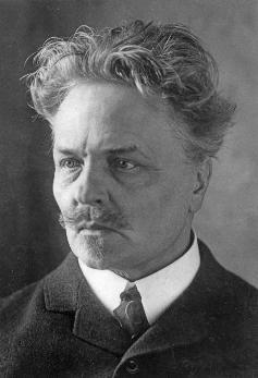 Gregory Motton-August Strindberg